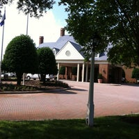 Photo taken at The Founders Inn and Spa by Amy H. on 6/1/2012