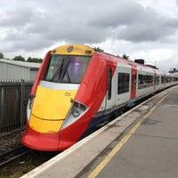 Photo taken at East Croydon Railway Station (ECR) by BANNERWORX B. on 8/4/2012