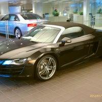 Photo taken at Audi Farmington Hills by Mike T. on 3/17/2012