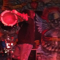 Photo taken at Cafe Boogaloo by Margaret H. on 7/22/2012