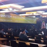 Photo taken at 뮤지컬하우스 by kwag y. on 3/24/2012