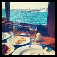 9/9/2012 tarihinde Gökhan K.ziyaretçi tarafından İsmet Baba Restaurant'de çekilen fotoğraf