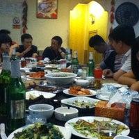Photo taken at 徐记鸡爪王(亚运村店) by Ann on 9/13/2012