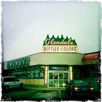 Photo taken at Glendale Bottled Liquors by Joe M. on 5/11/2012