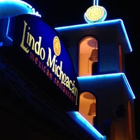 Photo taken at Original Lindo Michoacan by Allen S. on 5/12/2012