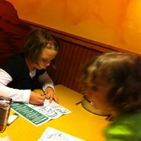 Photo taken at LaRosa's Pizzeria Latonia by Nick L. on 4/14/2012