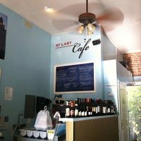 Photo taken at At Last Cafe by Daniel R. on 8/5/2012
