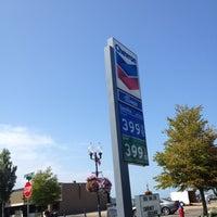 Photo taken at Chevron by Nas S. on 7/13/2012