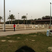 Photo taken at Kuwait Riding Center by Anfal A. on 2/29/2012