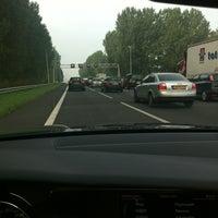 Photo taken at A12 (12, Reeuwijk) by Jasper d. on 8/21/2012