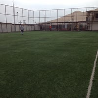 Photo taken at Soccer7 by Francisco C. on 7/28/2012