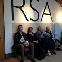 Photo taken at RSA by Mick Y. on 3/27/2012