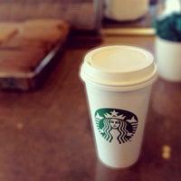 Photo taken at Starbucks by PrintKEG .. on 3/22/2012