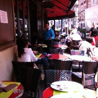 Photo taken at Comptoir d'Issy by Seb on 6/20/2012