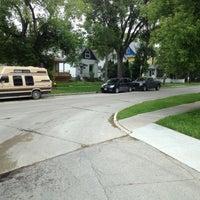 Photo taken at Aubrey Loop by Robin F. on 6/20/2012
