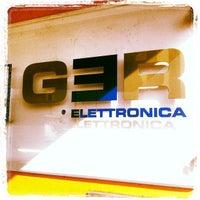 Foto scattata a GER Elettronica srl da Giovanni F. il 8/6/2012