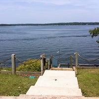 Photo taken at Lake Koronis by Megan H. on 7/6/2012