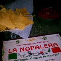 Photo taken at La Nopalera by Erin P. on 7/25/2012