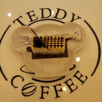 Photo taken at Teddy Coffee by Qori A. on 5/11/2012