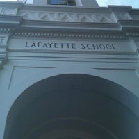 Photo taken at Lafayette Academy Charter School by Zachary C. on 4/27/2012