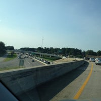 Photo taken at Malfunction Junction (I-20 & I-26) by Rebecca F. on 8/13/2012