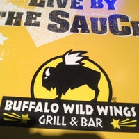 Photo taken at Buffalo Wild Wings by Tracy H. on 6/13/2012