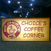 Photo taken at Mr. Choice coffee corner by Kelly W. on 3/21/2012