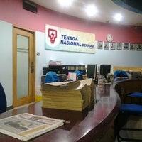 Photo taken at TNB by kAizO u. on 6/7/2012