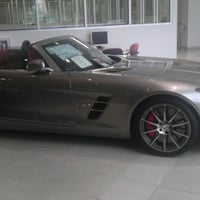 Photo taken at Mercedes-Benz of Tampa by James on 7/23/2012