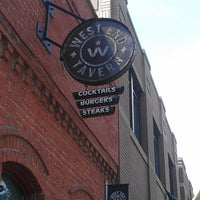 Photo taken at West End Tavern by FLYFRONTIER.COM on 7/5/2012