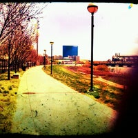 Photo taken at Historic Military Park by Greg G. on 4/3/2012