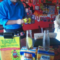 Photo taken at Tijuana Flats by Miranda H. on 5/5/2012
