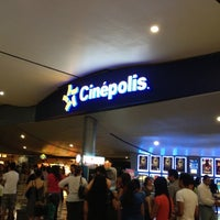 Photo taken at Cinépolis by Mike H. on 7/21/2012