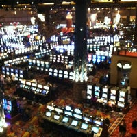 Photo taken at Twin River Casino by Patrick( c. on 5/27/2012