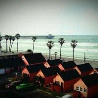 Photo taken at San Diego Oceanside Habesha Spring Break Beach House by Sefani(t) on 3/26/2012