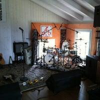 Photo taken at Bombanella Soundscapes by Ernesto G. on 5/26/2012