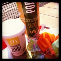 Photo taken at McDonald's by marillin on 7/10/2012