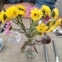 Foto scattata a Quinoa Restaurante da Gonzalo G. il 7/30/2012