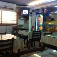 Photo taken at Chtoura Turkish Restaurant by Fatih Y. on 6/18/2012