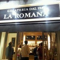 Foto scattata a Gelateria La Romana da MariaLaura C. il 9/12/2012