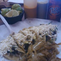 """Photo taken at Mr Taco by Miguel """"Chip"""" M. on 2/22/2012"""
