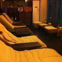 Photo taken at Thai Healing Center by Young hee L. on 4/11/2012