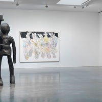Photo taken at Gagosian Gallery 21 by jessica m. h. on 3/3/2012