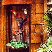 Photo taken at Walt Disney's Enchanted Tiki Room by Michael M. on 8/31/2012