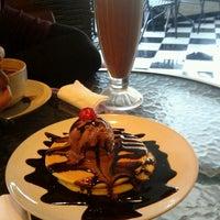 Photo taken at Coklat Cafe by Risa z. on 7/5/2012