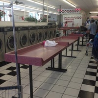 Photo taken at Main Street Laundry by Katie on 7/18/2012