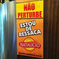 Foto tirada no(a) Boteco Natalício por Felipe B. em 3/31/2012