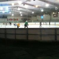 Photo taken at Pickwick Ice Center by David R. on 8/3/2012