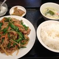 Photo taken at 樂宴 by Hitomi N. on 5/17/2012