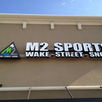 Photo taken at M2 Sports by AURA S. on 8/3/2012